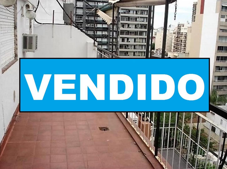 4 AMB | COCHERA | Balcón Terraza | Toilette | Bajas expensas | Excelente Ubicación | MUY LUMINOSO!