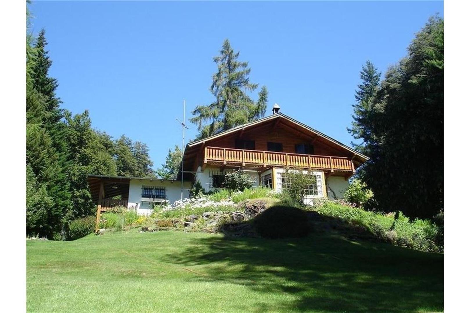 Casa/Campo/Quinta sobre costa Venta en Bariloche
