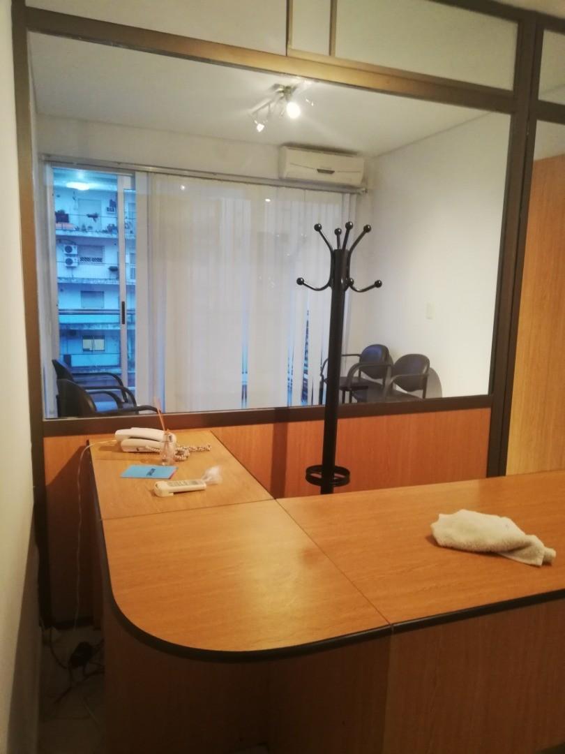 Oficina en Alquiler en Belgrano - 2 ambientes
