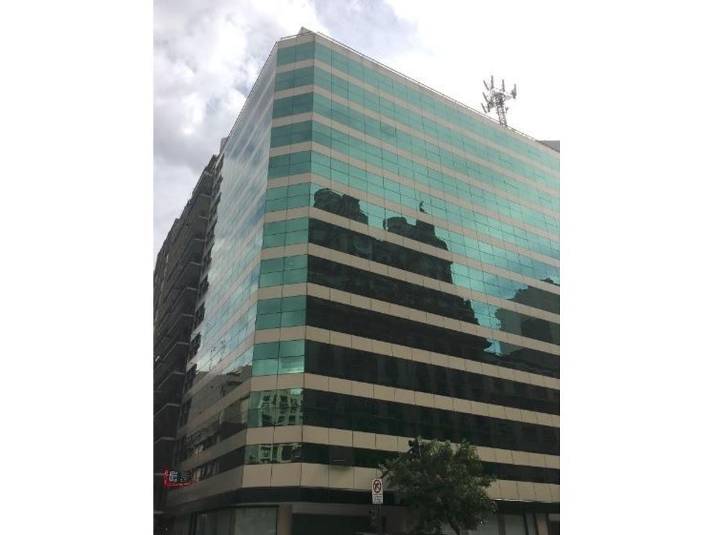Av. Córdoba 820 - Edificio en block en alquiler