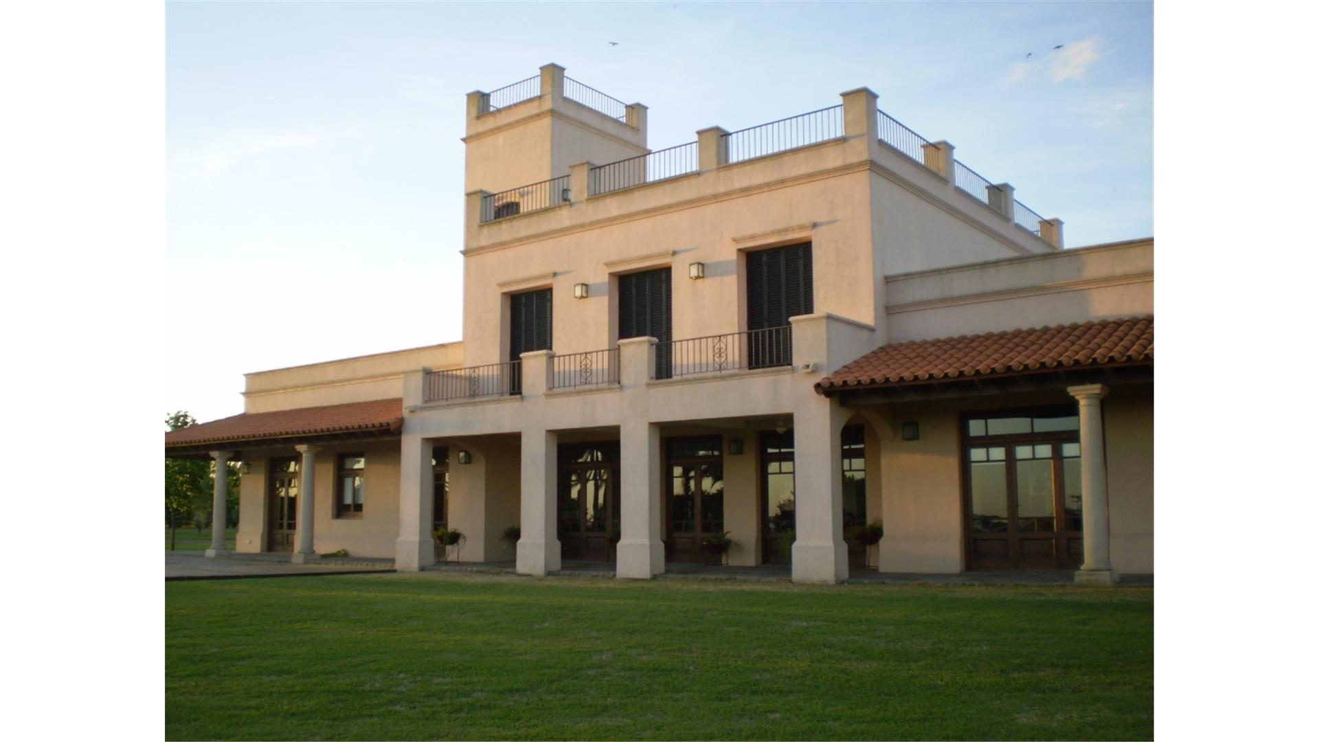 Extraordinaria Casa en Santa Maria Polo Ranch Lobos