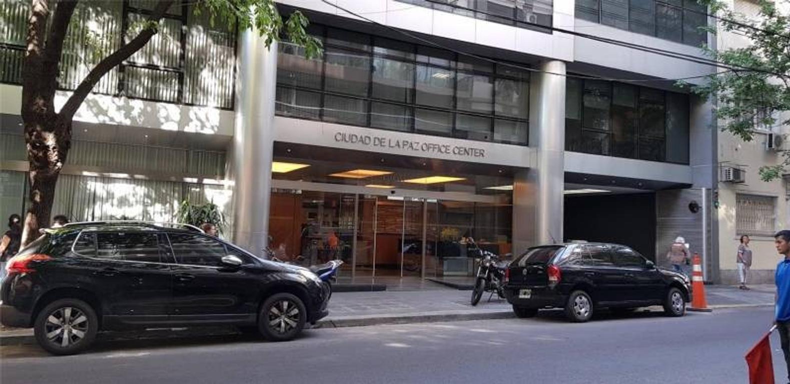 OFICINA EN VENTA CIUDAD DE LA PAZ -  BELGRANO - EDIFICIO OFFICE CENTER