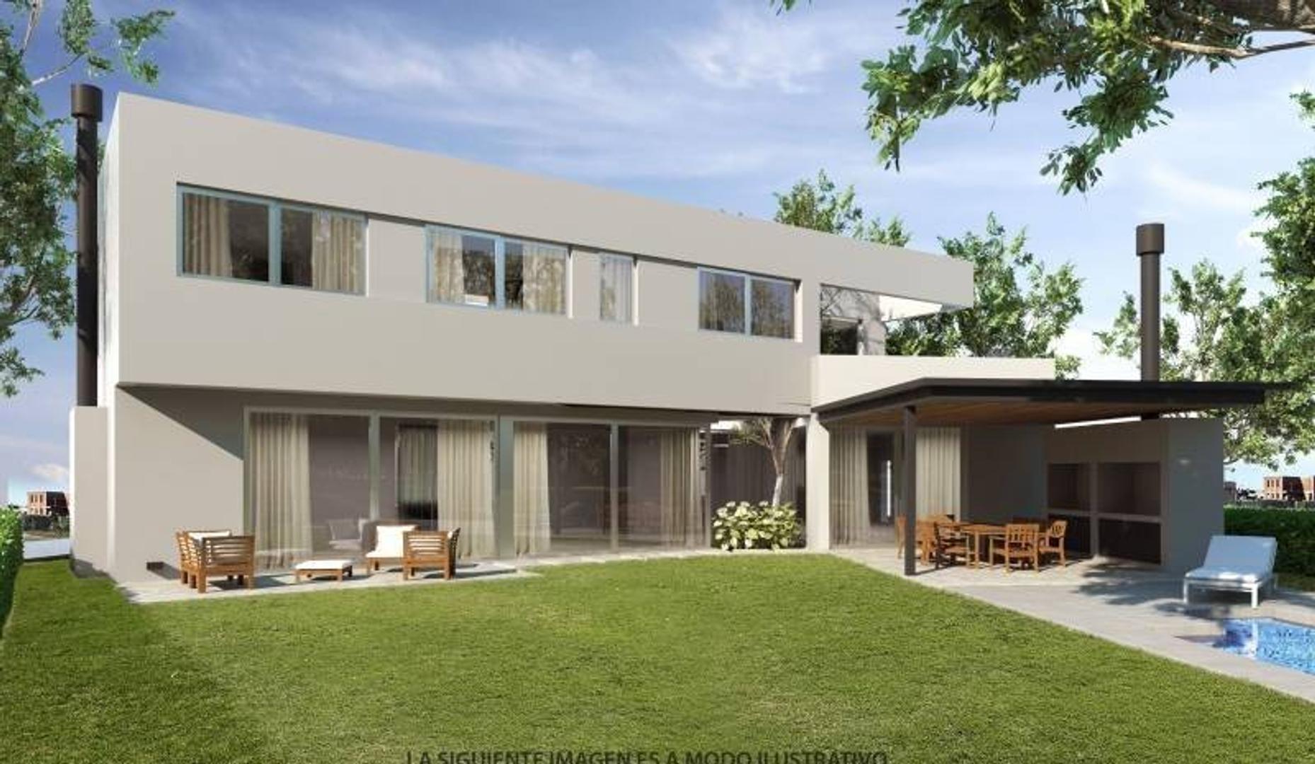 Casa en venta en San Francisco, Villa Nueva