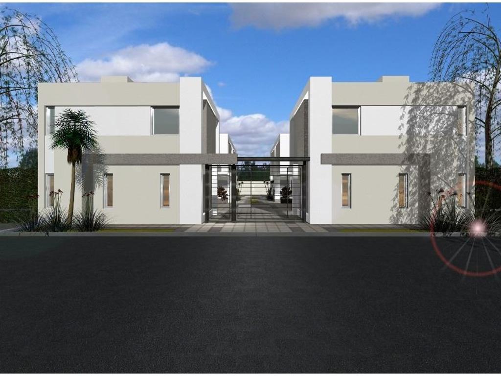 Duplex de categoria a estrenar de 4 ambnientes  en Castelar Sur  zona residencial