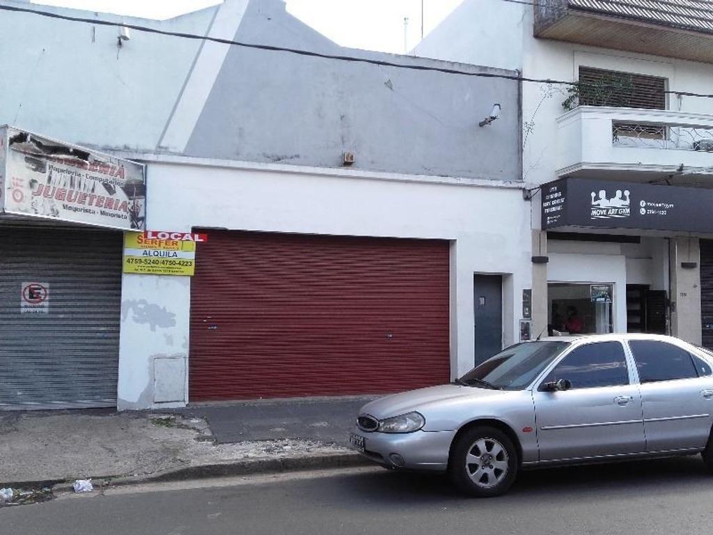 Alquiler Local 90 mt² S/Av. Mitre