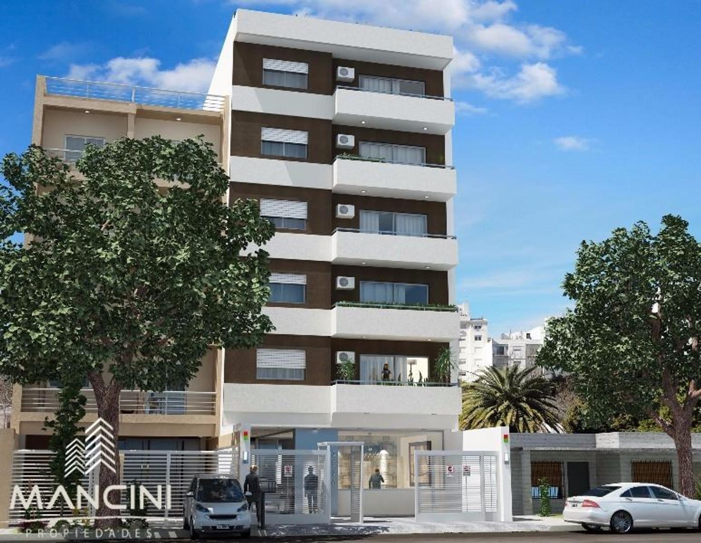 Venta en Obra - Edificio Campichuelo 2970 - Departamento 3 Ambientes con balcon