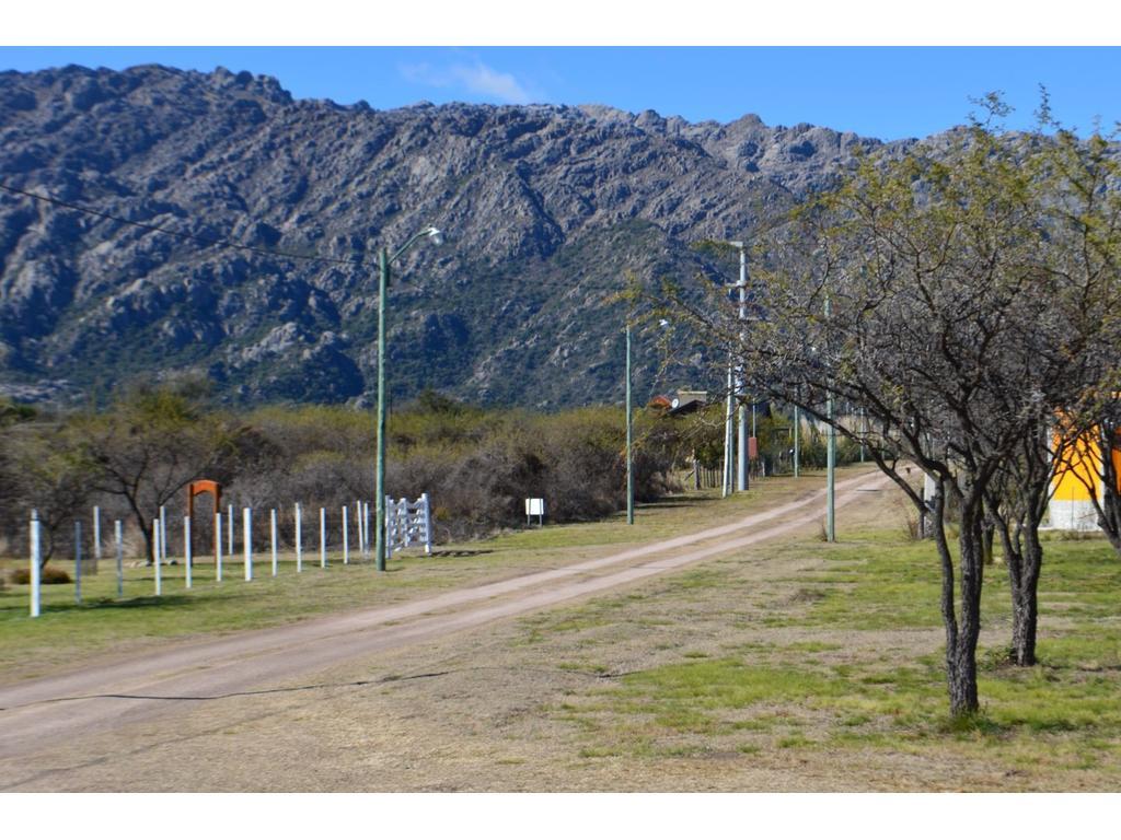 OPORTUNIDAD LOTE DE 1245m2 EN SAN MIGUEL, CORTADERAS