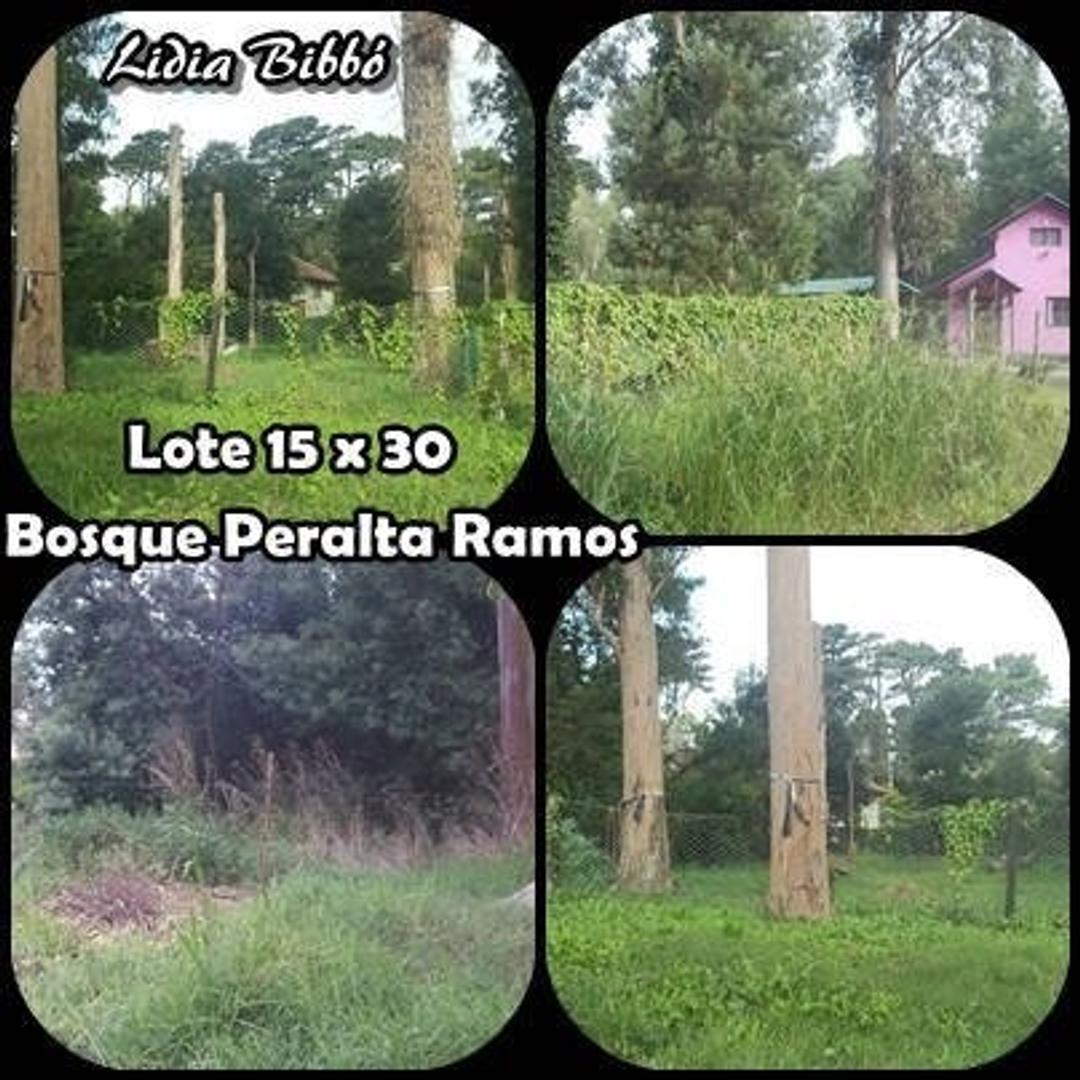 Terreno en Venta en Barrio Bosque Peralta Ramos