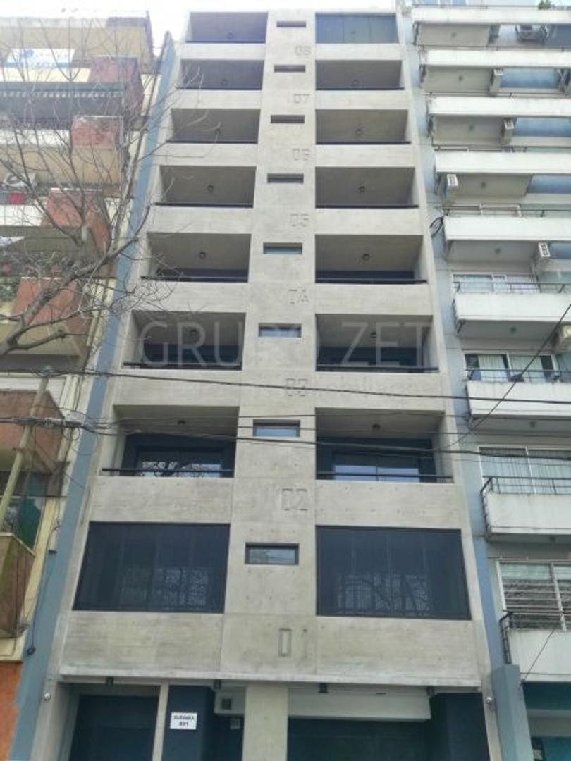 (ZET-ZET-1554) Venta 2 Ambientes Estrenar Chacarita Balcon Frente Piscina - Foto 14