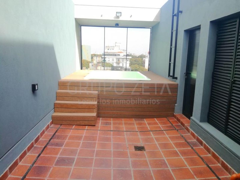 Departamento en Chacarita con 1 habitacion
