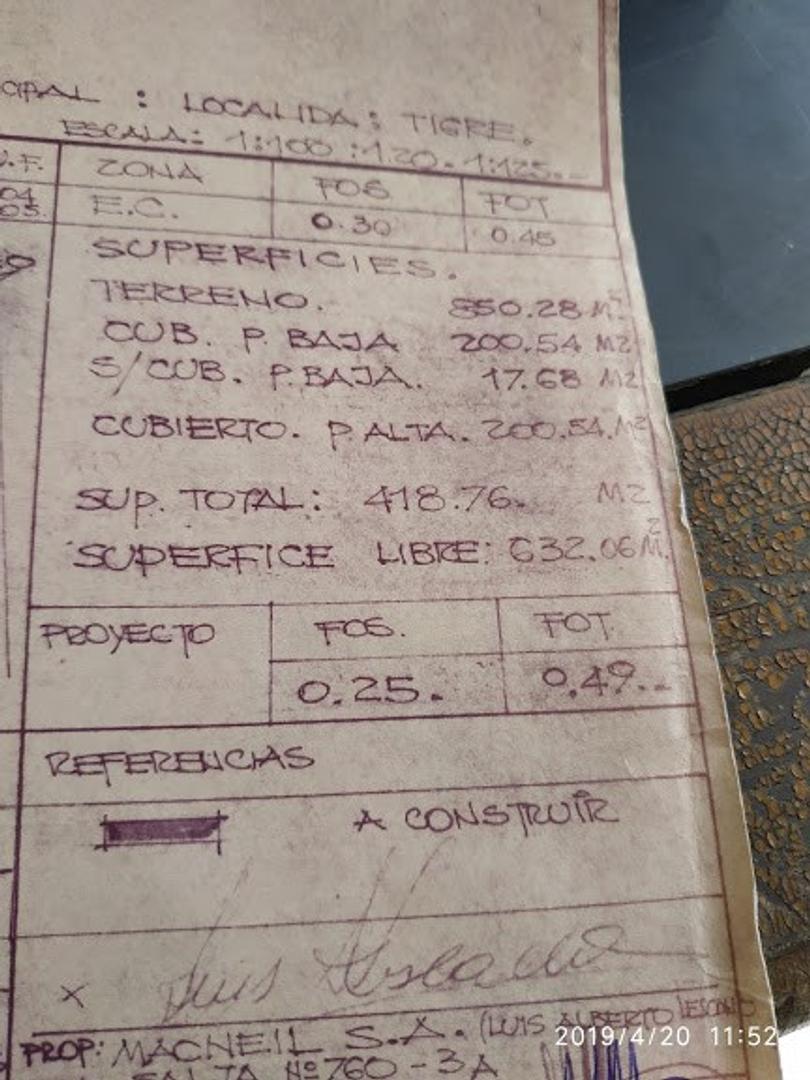 VENTA>GBA NORTE>tigre>countries>barrio cerrado>amarra>boatcenter - Foto 14