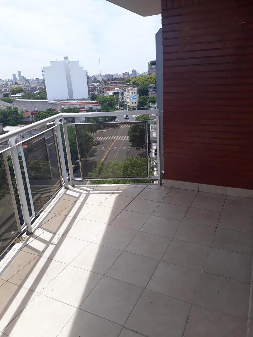 Departamento en Villa Ortuzar