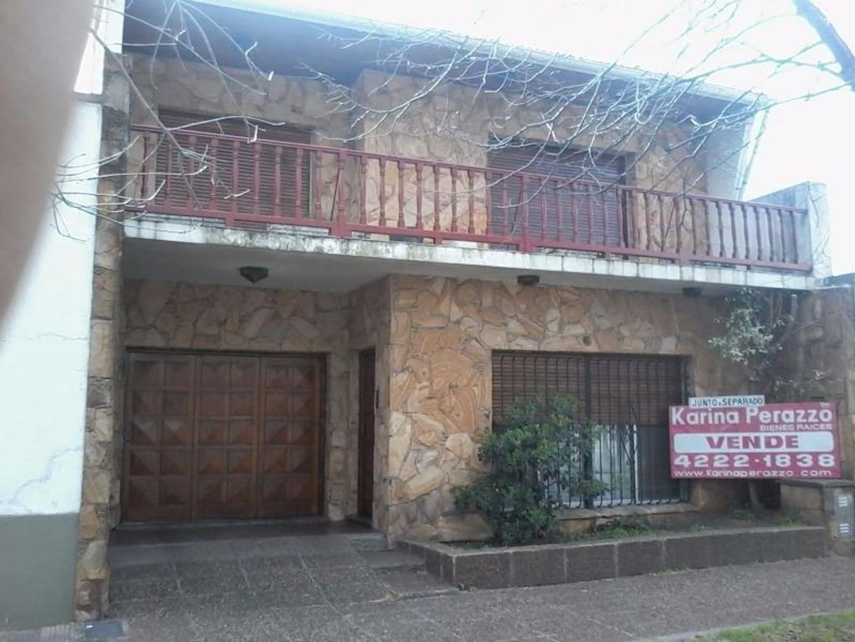 Casa estilo Mar del Plata.