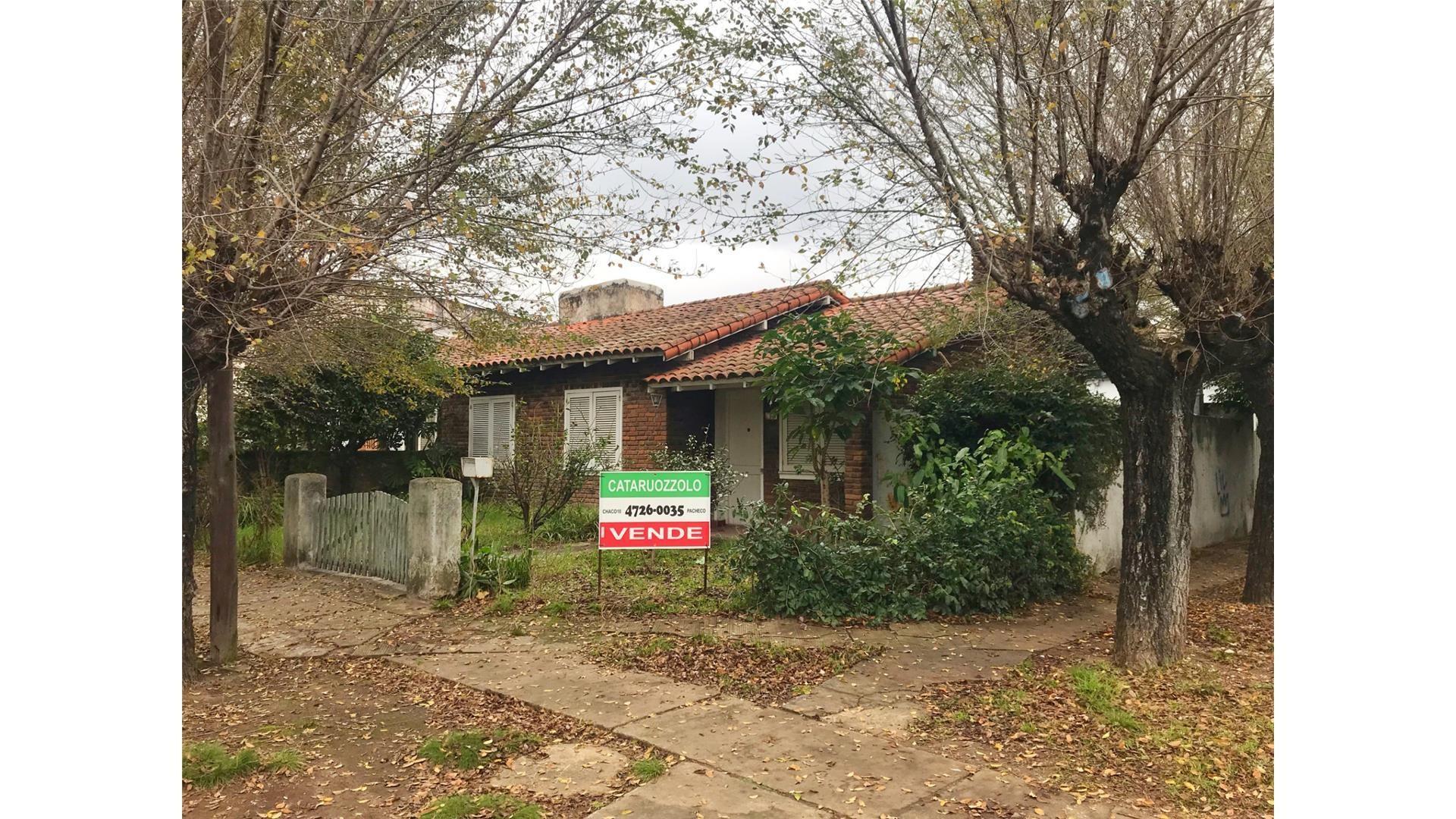 Casa en Venta en General Pacheco - 3 ambientes