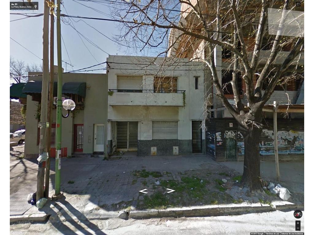 Casa en venta enLa Plata Calle 51 e/ 21 y 22 Dacal Bienes Raices