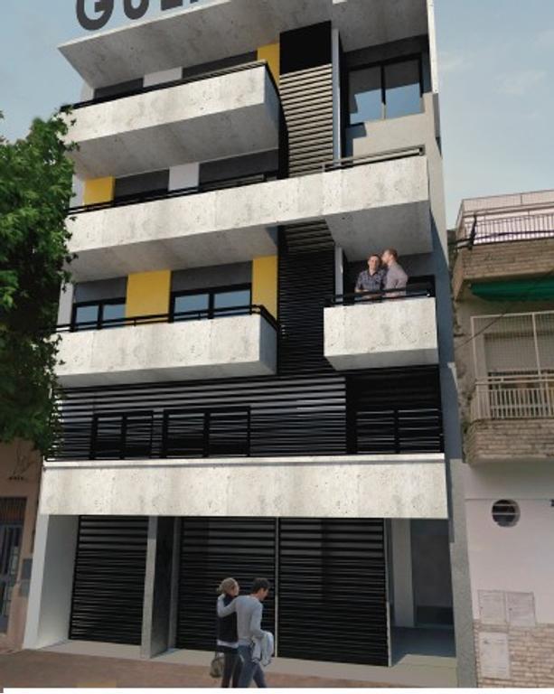 Departamento al POZO, Guemes 2600, 1 dormitorio al frente