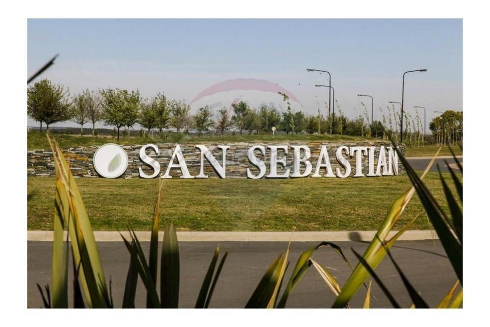 Imperdible Lote en San Sebastian Area7 fte. laguna