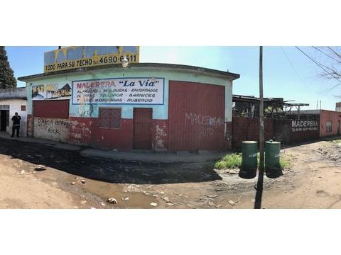 Local y galpón sobre ruta 1003 (Av. Callao Nº 2475/77) Morón DUEÑO DIRECTO