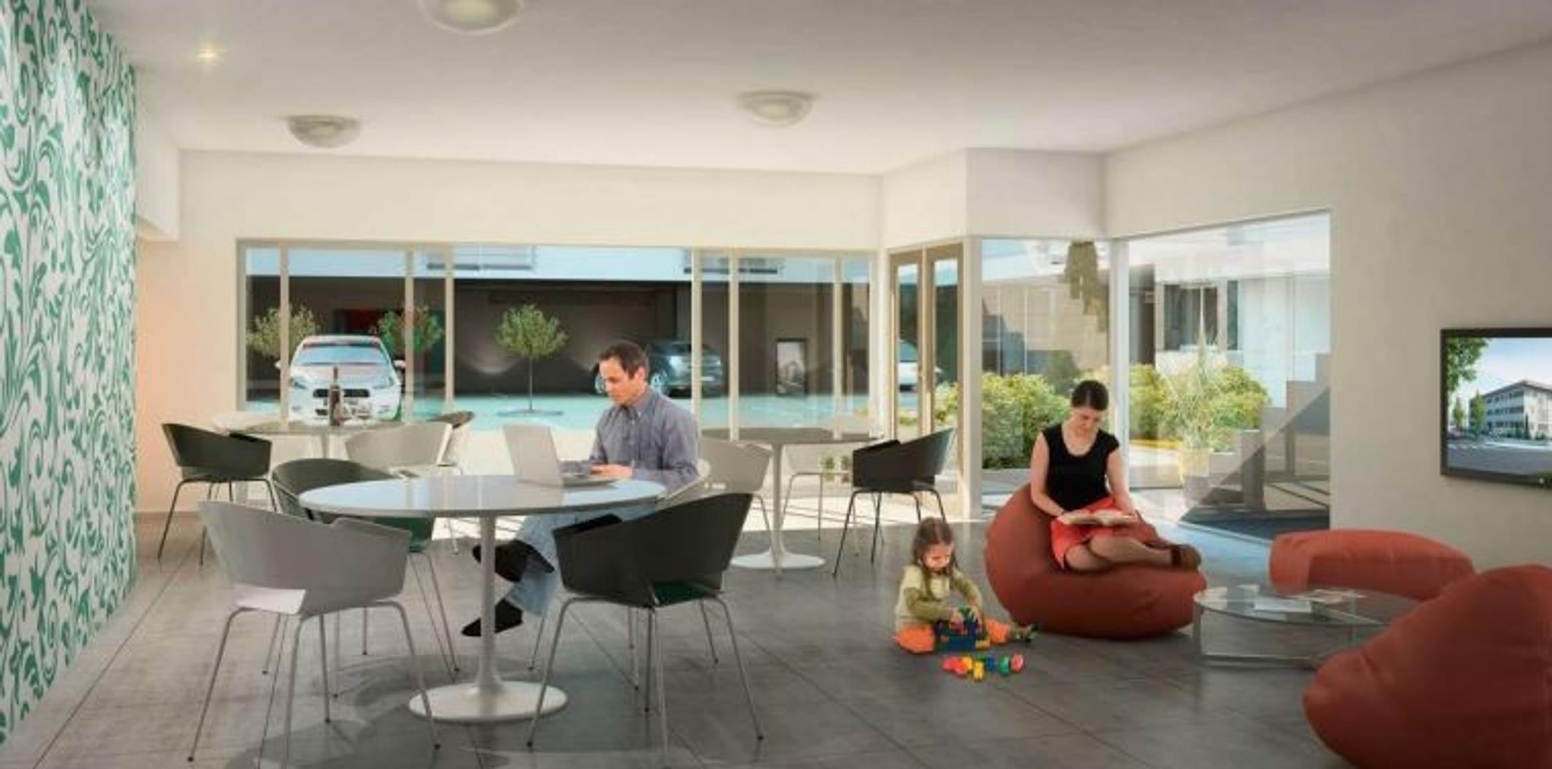 Departamento - 50 m² | 2 dormitorios | 1 año