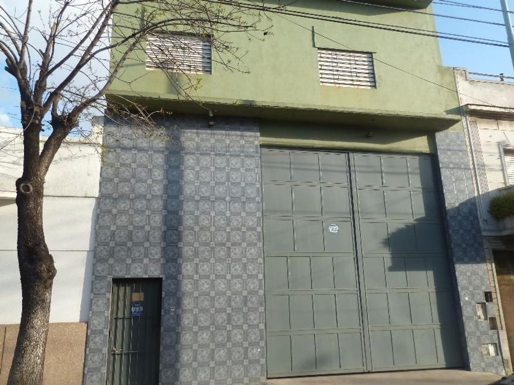 GALPON EN ALQUILER 900 METROS-TODO LOSA PARQUE PATRICIOS/DISTRITO TECONOLOGICO