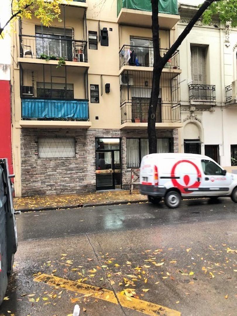 DEPARTAMENTO EN VENTA DE UN AMBIENTE, MONSERRAT