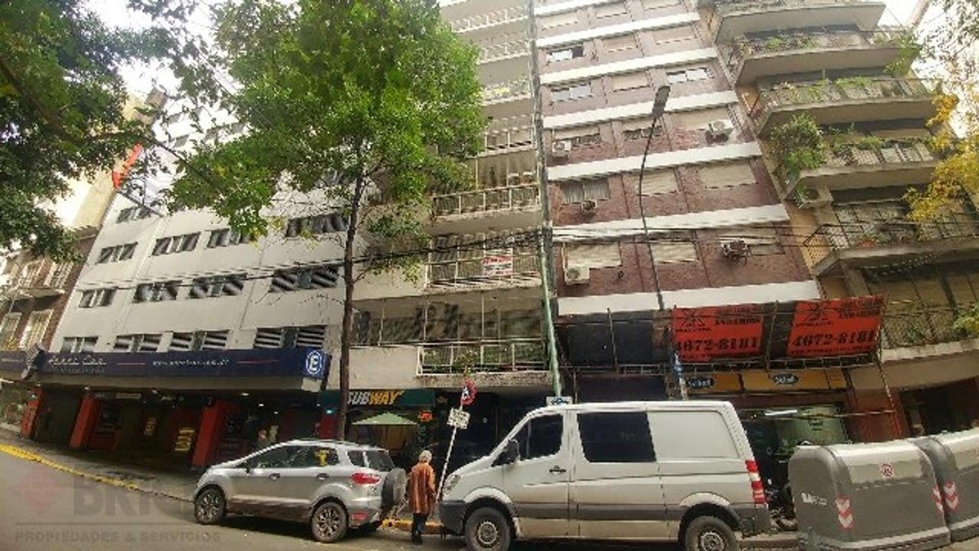 XINTEL(BRI-BR1-139399) Departamento - Alquiler - Argentina, Capital Federal - AZCUENAGA  AL 1000