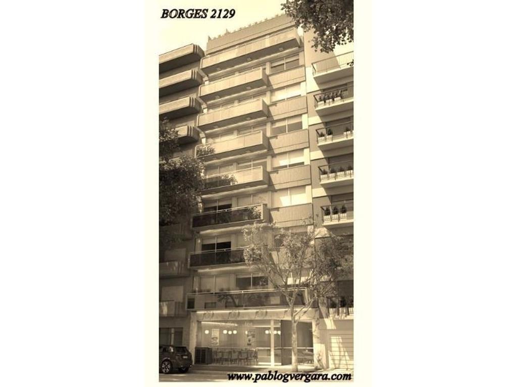 BORGES 2100 piso 1 A, Palermo Soho. 3 ambientes. Financiación hasta en 24 cuotas
