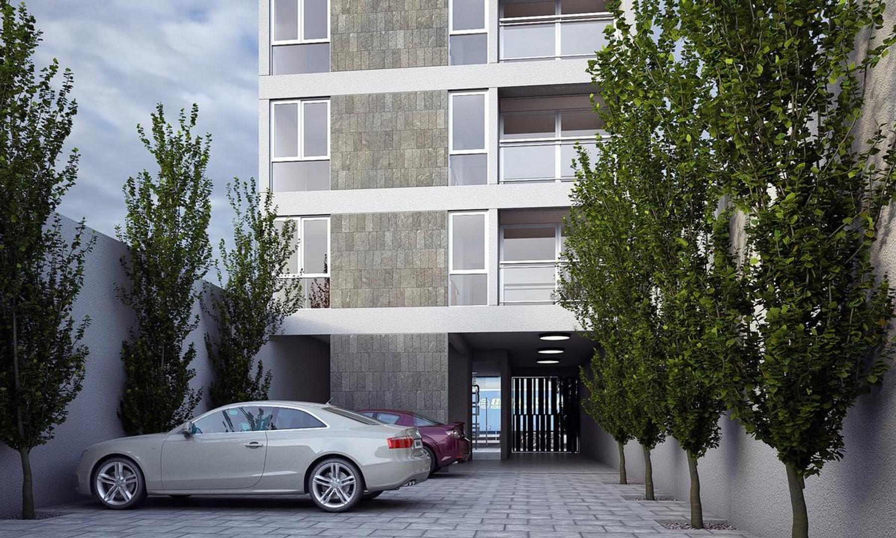 2 ambientes semipiso con balcón - FINANCIACION