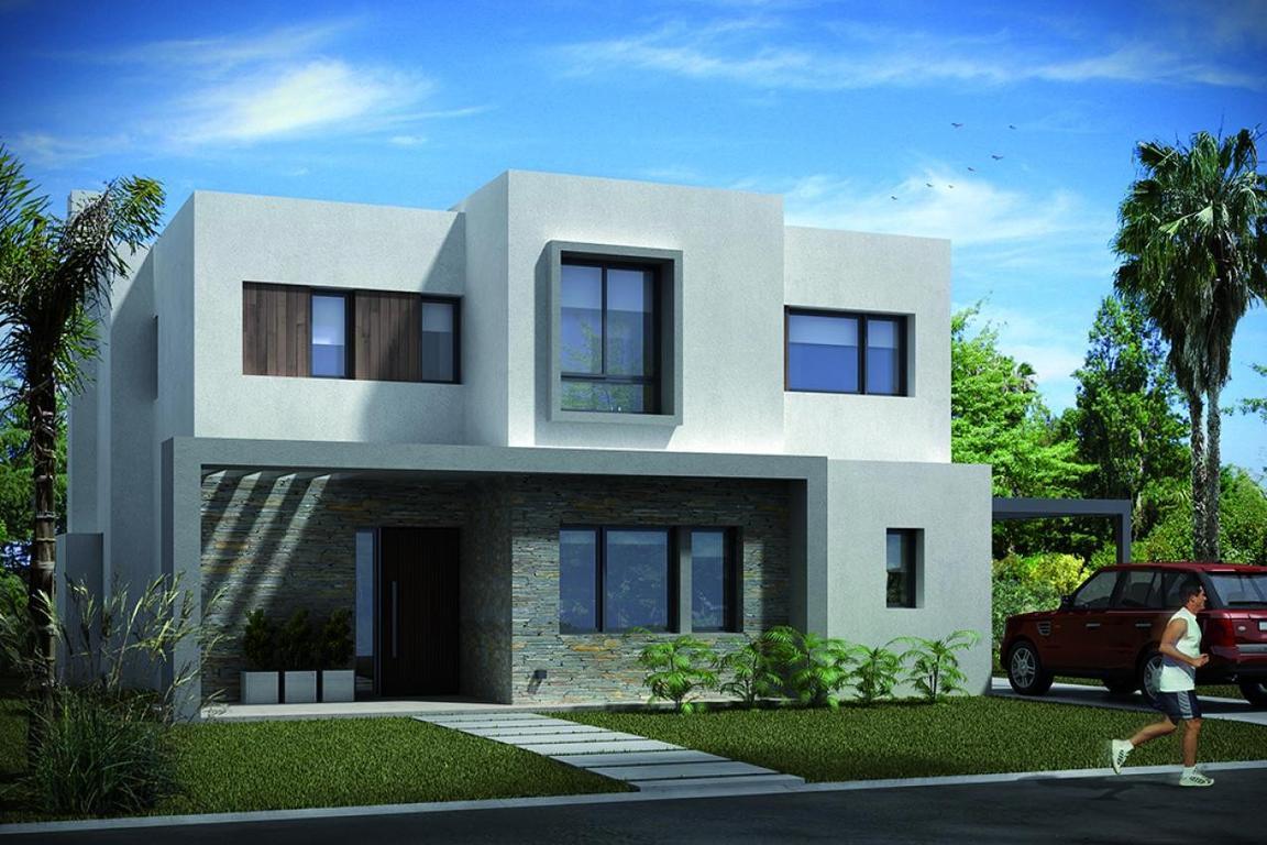 Casa a construirse en La Lomada, Pilar