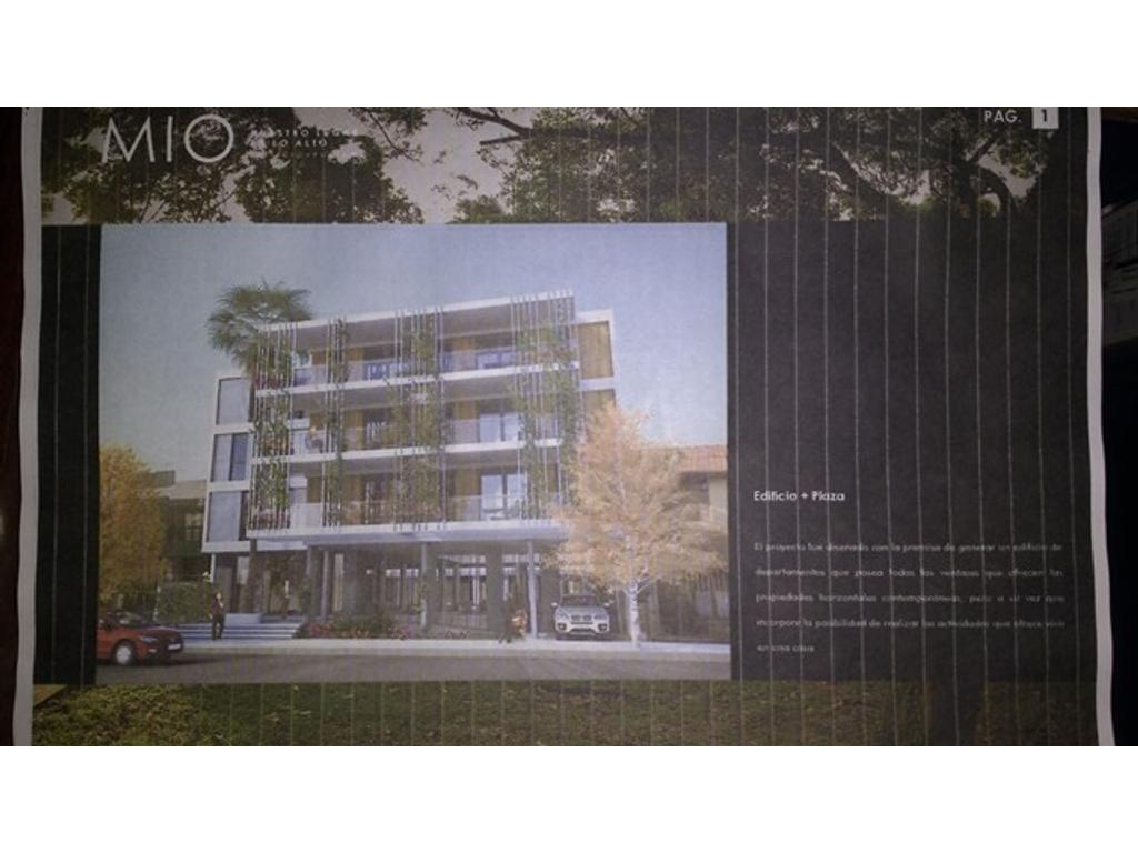 Edificio MIO departamentos de 1,2 y 3 ambientes a estrenar zona La Perla