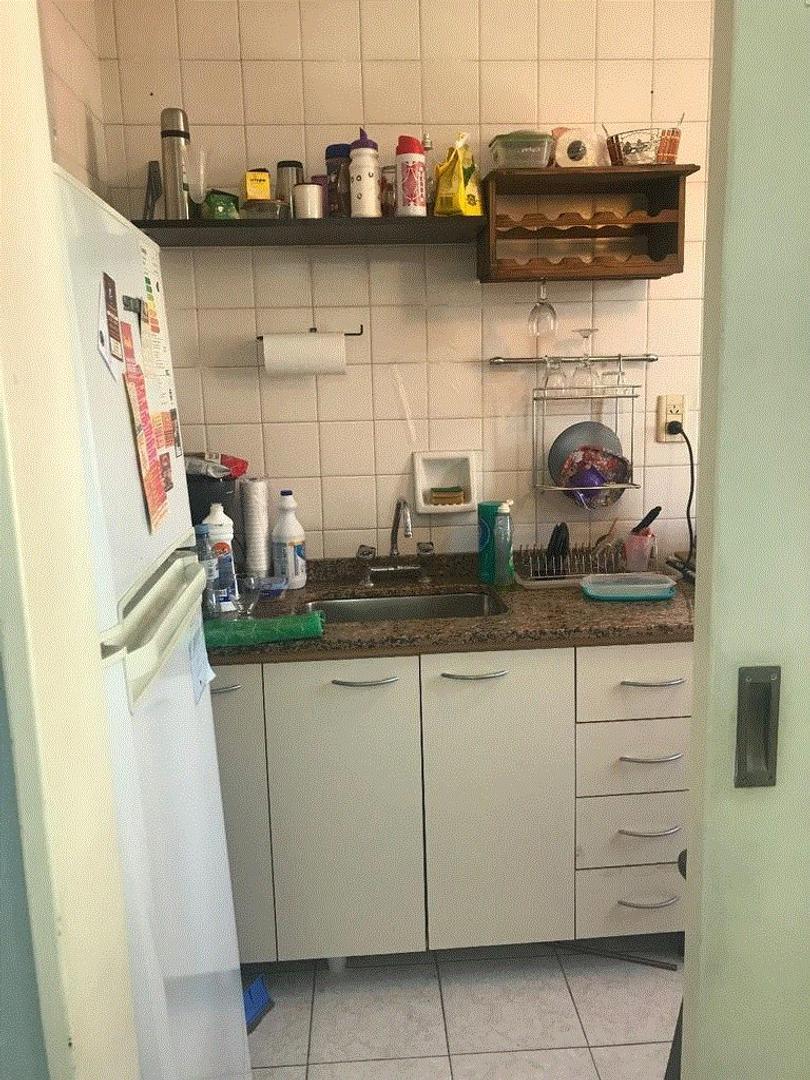 Departamento - 28 m² | 1 dormitorio | 47 años