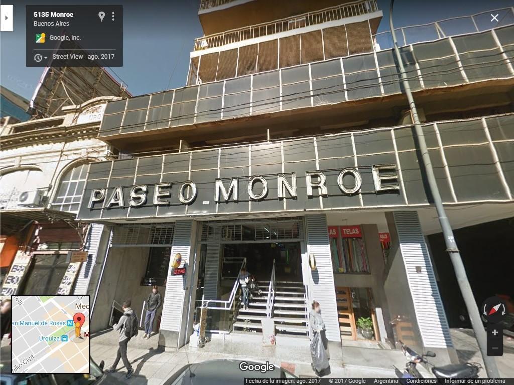 2 Locales unificados - Galeria Paseo Monroe