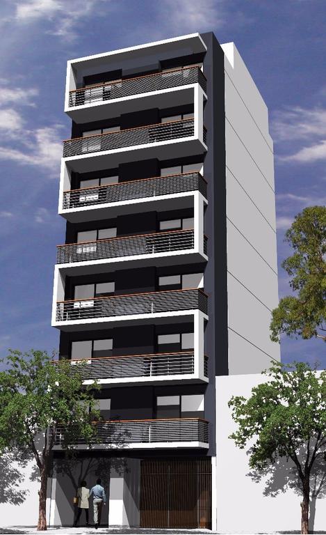 Semipisos de 2 Ambientes al Frente c/balcón Muy buenos detalles de terminación Entrega Mayo 2019