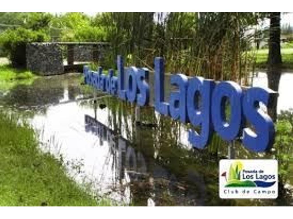 Excelente lote POSADA DE LOS LAGOS RUTA 2