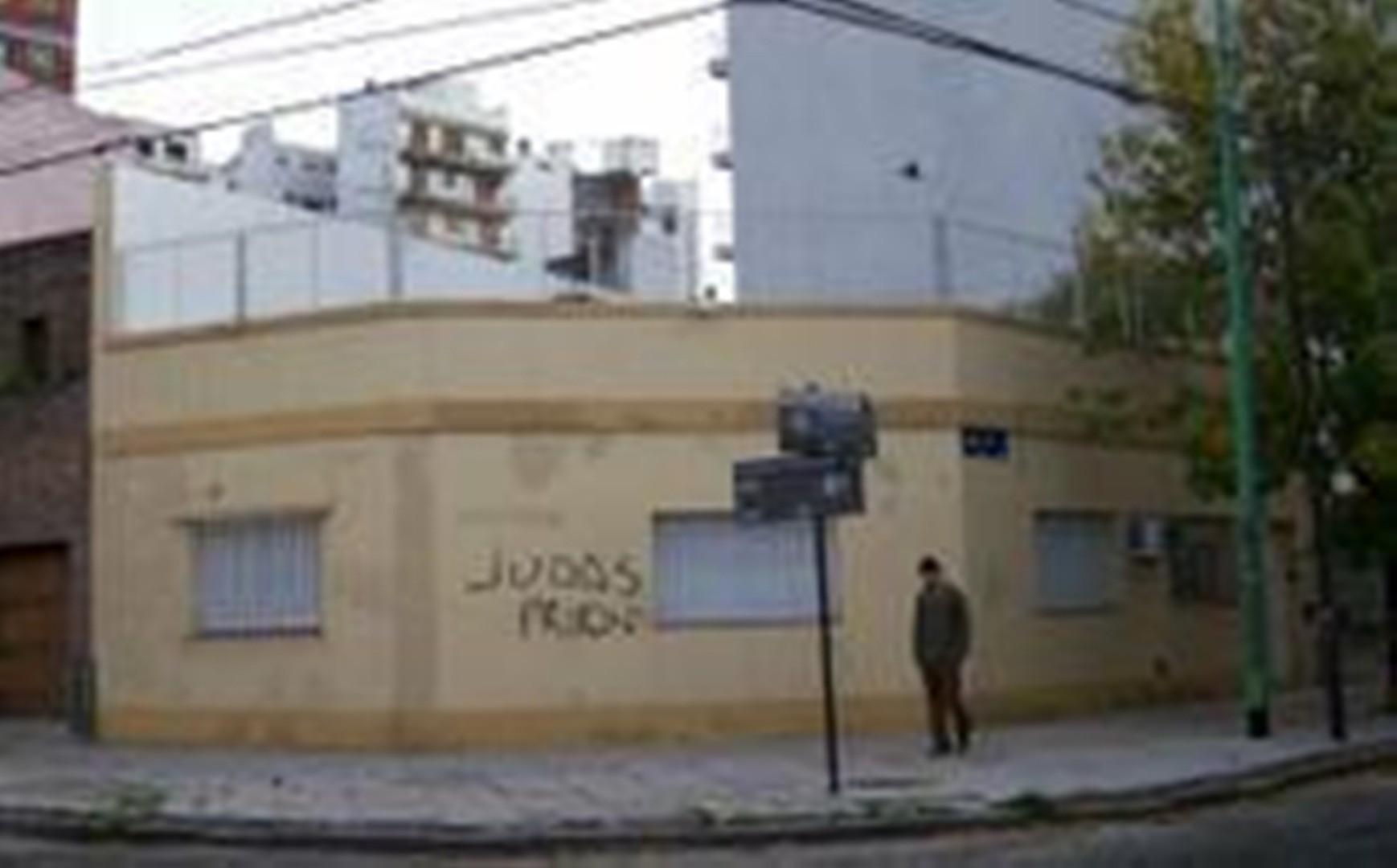 EXCELENTE LOTE EN ESQUINA DOBLE FRENTE  | VILLA URQUIZA | CAPITAL FEDERAL