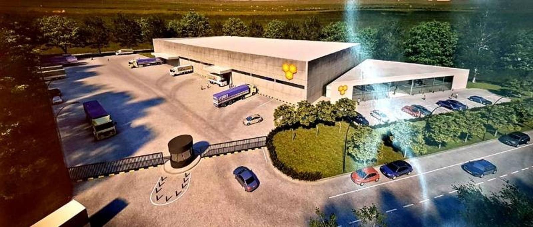 Galpón 5600 m2, con dársena 1.20 mts completa, a estrenar, sobre Circunvalación