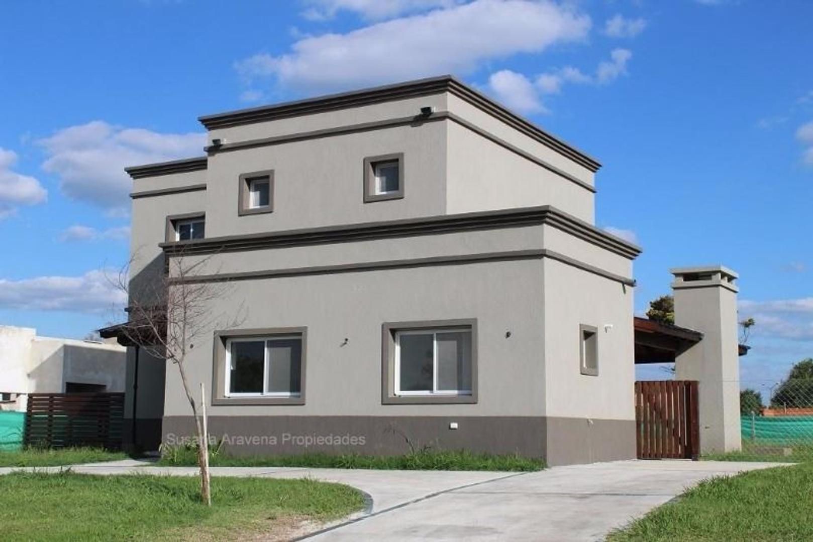 Casa en venta Santa Guadalupe Pilar del Este