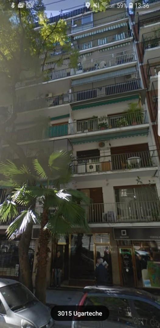 Alquilo Excelente Semipiso de 3 amb  Frente al Palacio  Los Patos aMt de Av Las Heras