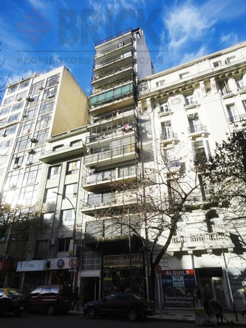 XINTEL(BRI-BR1-138607) Departamento - Venta - Argentina, Capital Federal - CORRIENTES, AVDA.  AL ...