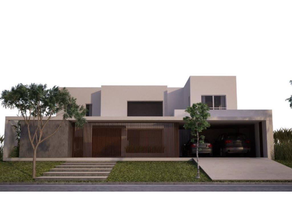 Casa moderna al Golf