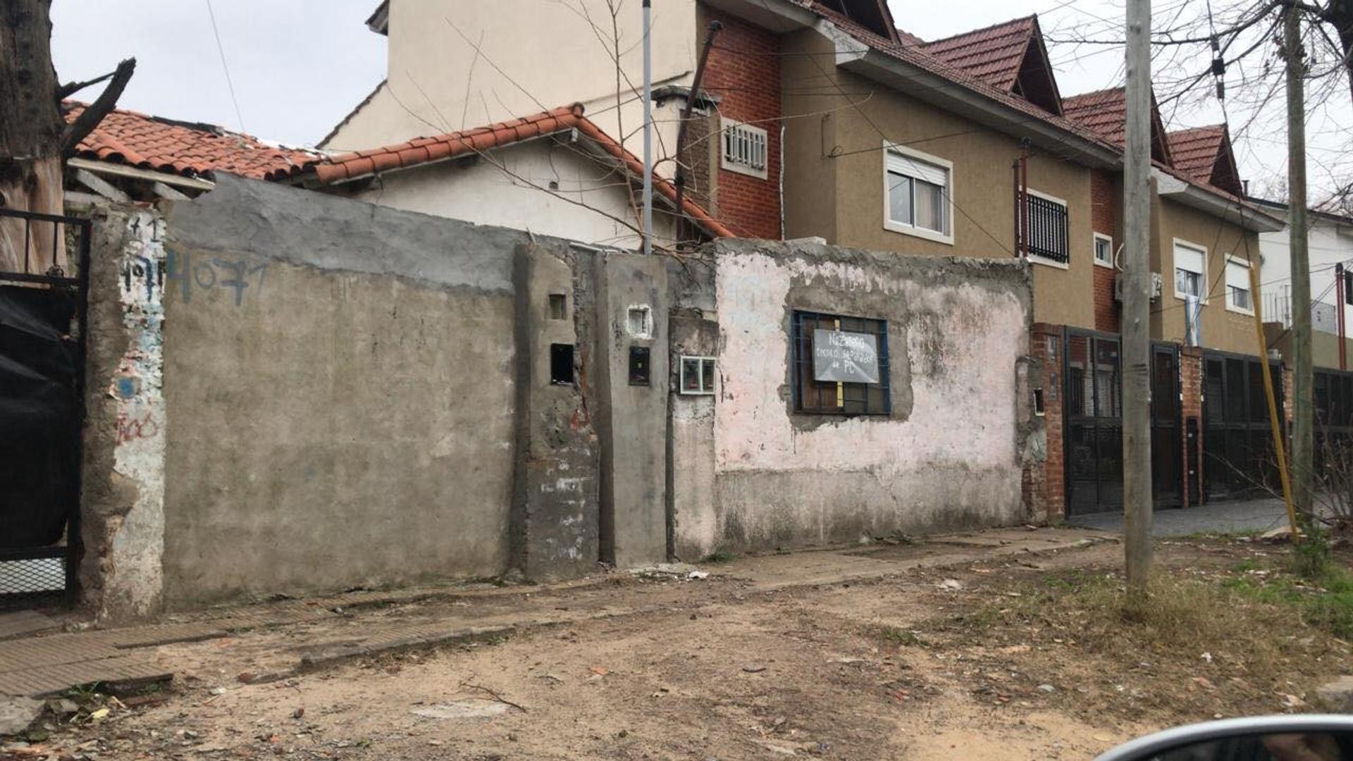 Terreno en Venta en Carapachay
