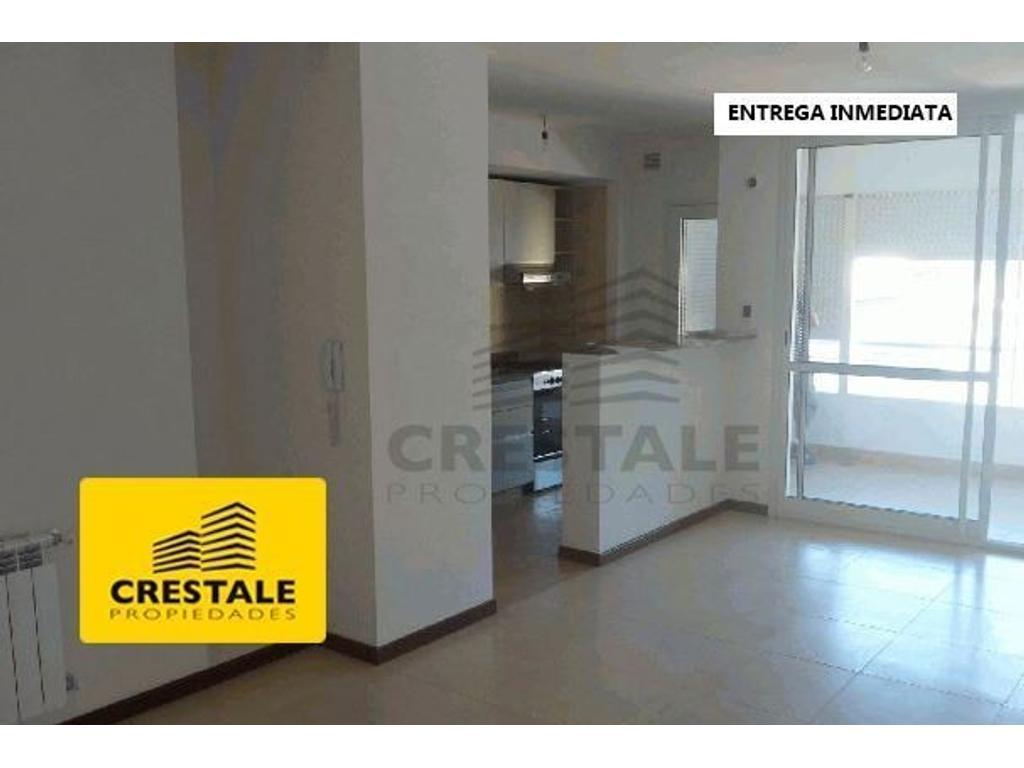 San Nicolás y Rioja - Depatamento 2 dormitorios - Entrega inmediata.