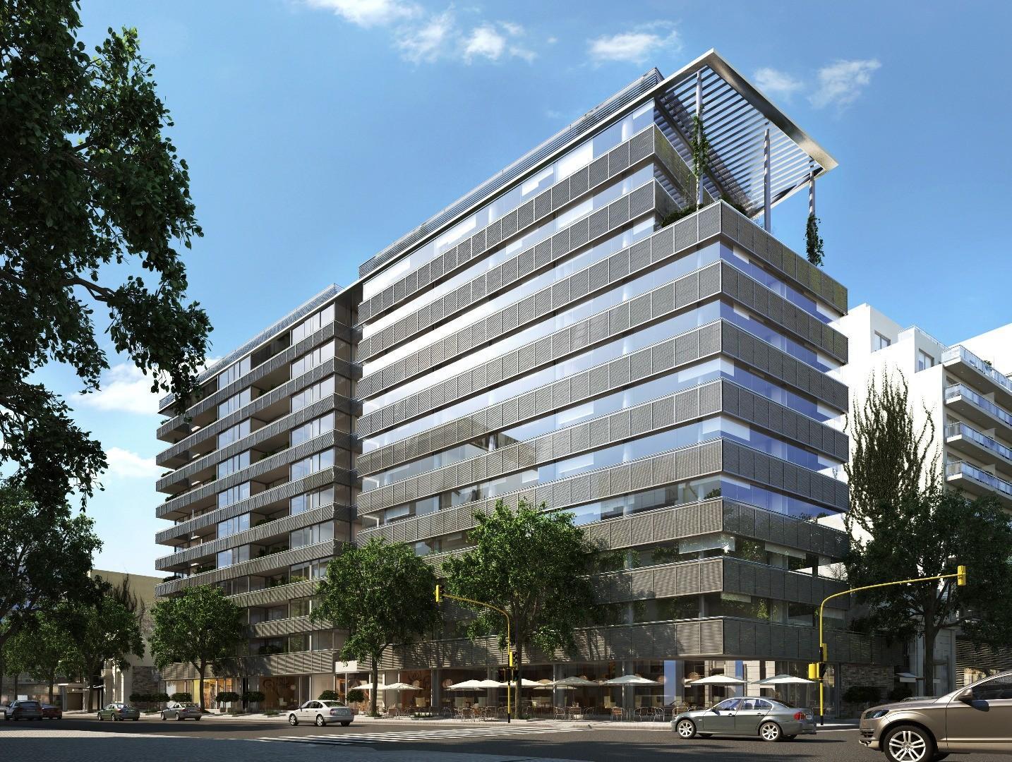 La Musa Stars - Edificio Blue - Palermo Hollywood
