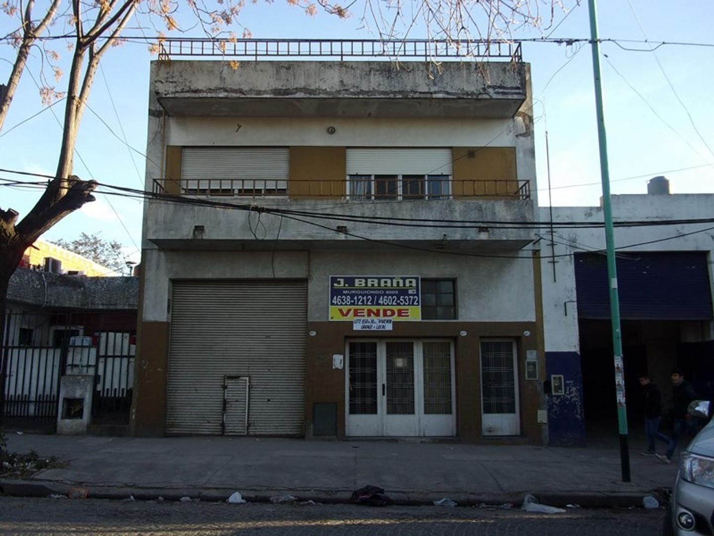 CASA EN VENTA 4 AMBIENTES CON LOCAL Y GARAJE SOBRE JOSÉ IGNACIO RUCCI AL 3400