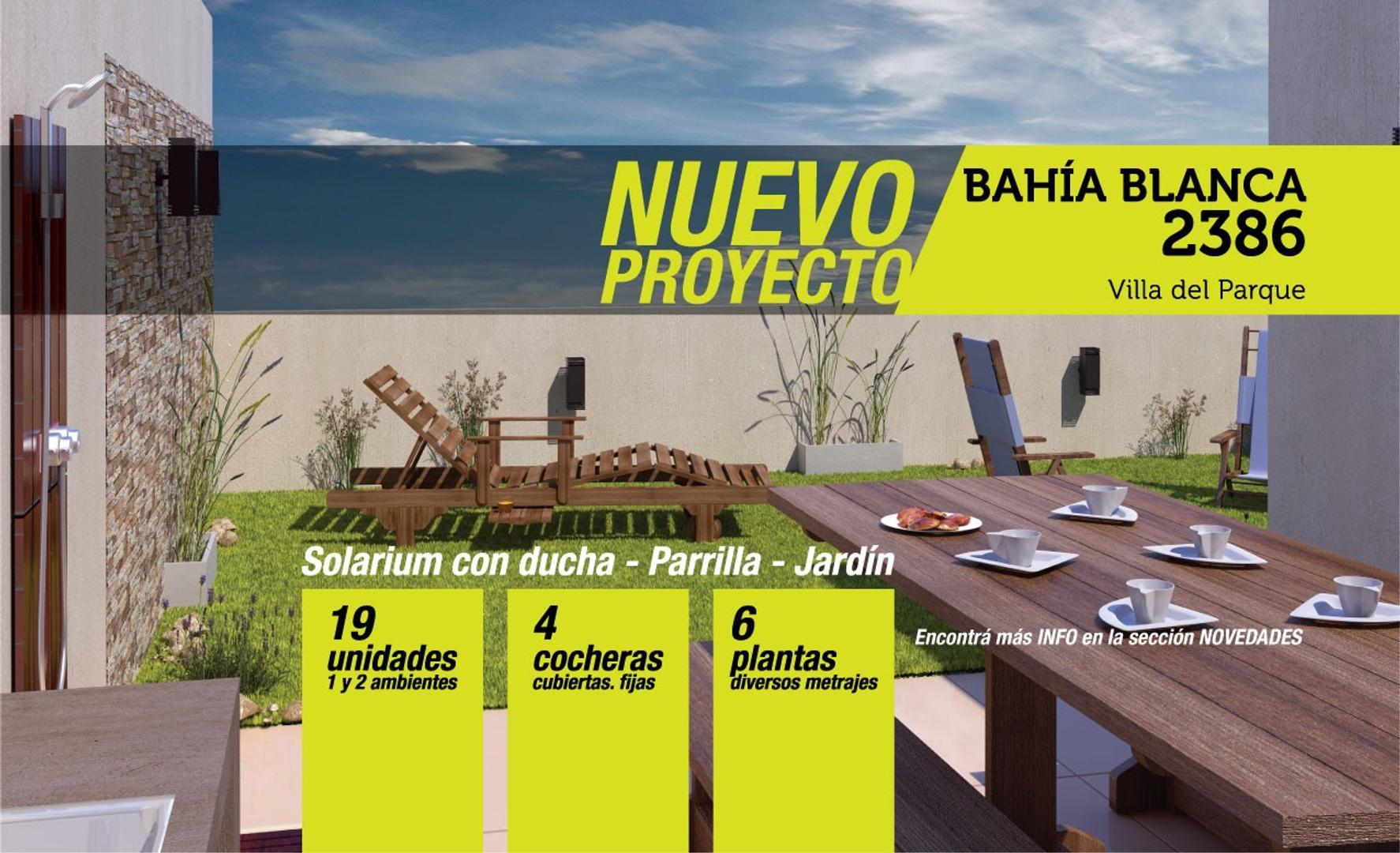 Departamento en Venta en Villa Devoto - Monoambiente