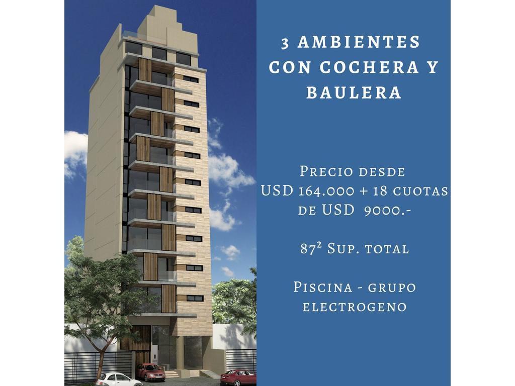 Emprendimiento en Las Lomitas Mitre 339
