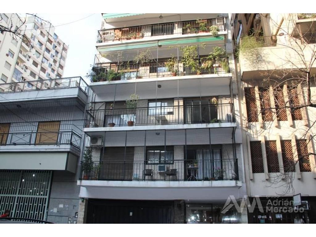 Monoambiente al Frente con Balcón - Apto Crédito- Caballito