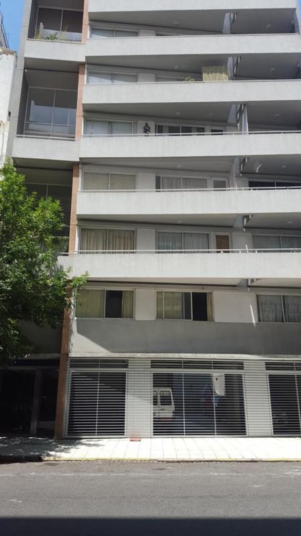 monoambiente con balcón apto profesional