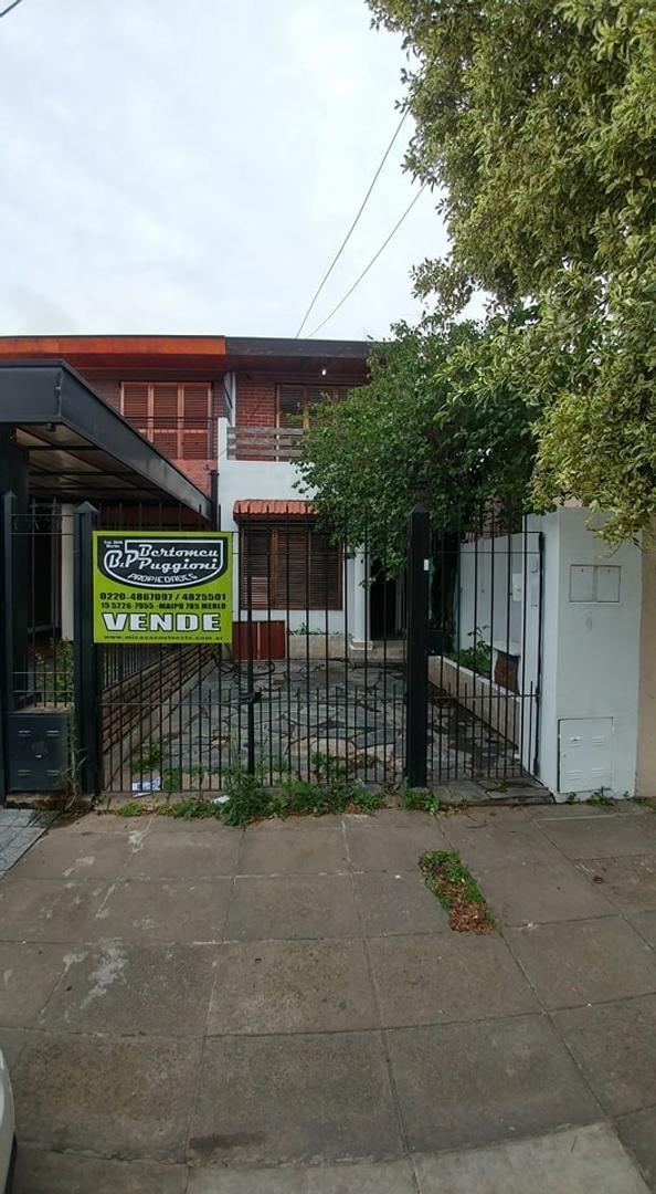 VENTA - MERLO SUR - DUPLEX 3 AMB- APTO CREDITO - US$ 85.000