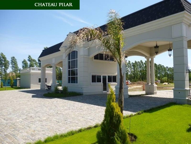 Lotes en venta Barrio - Chateau Pilar-